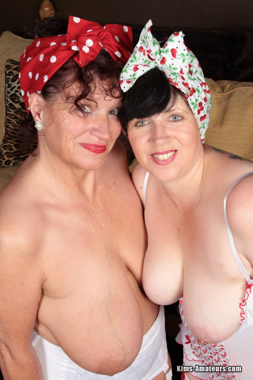 Nude buxom wenches