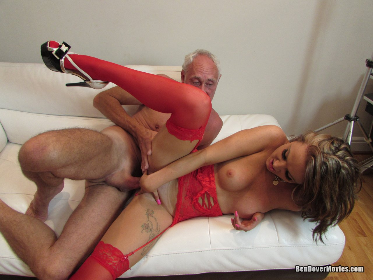 Jodie Lee fucked in the ass